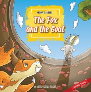 AF: THE FOX AND THE GOAT (+CD)