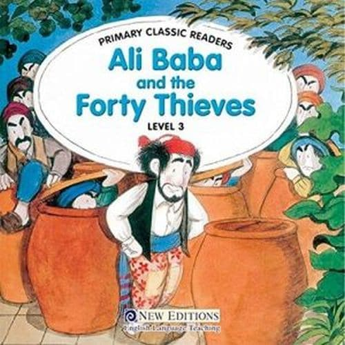 PCR 3: ALI BABA & THE FORTY THIEVES @