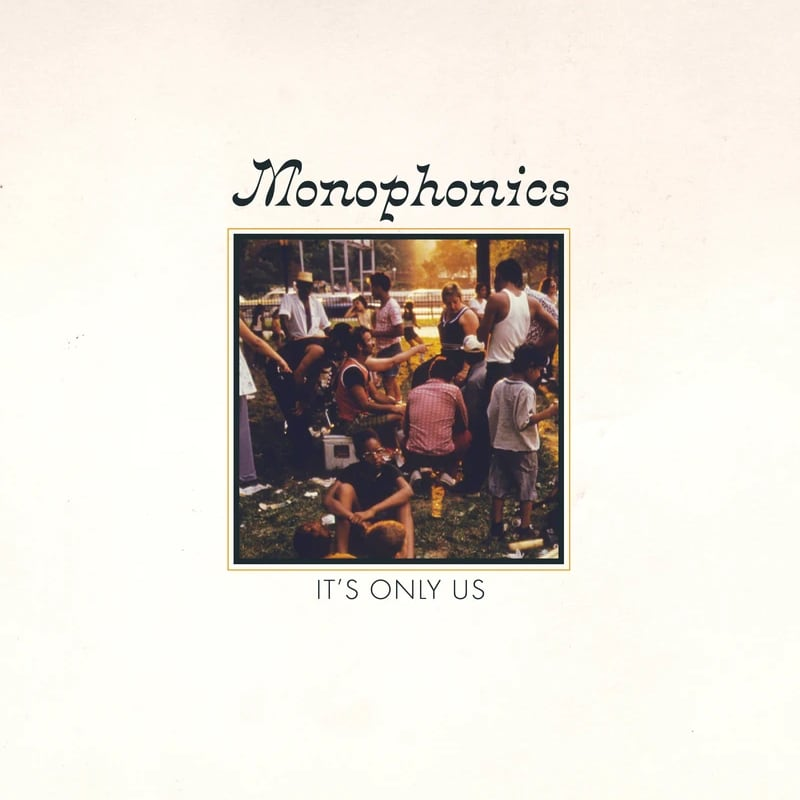 ITS ONLY US (LP)