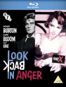 LOOK BACK IN ANGER (BLU RAY)