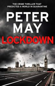 LOCKDOWN : THE CRIME THRILLER THAT PREDI
