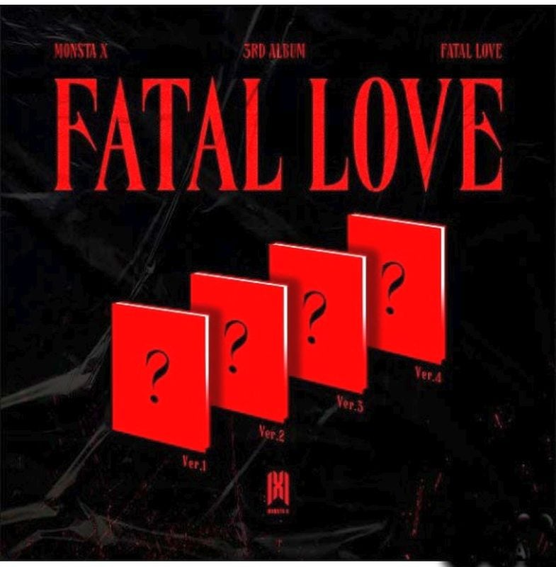 VOL.3 (FATAL LOVE)