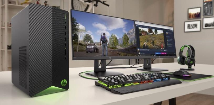 Desktop Gaming HP