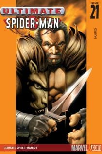 Ultimate Spider-man Double Trouble Vol. 3