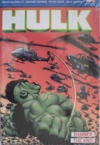 Incredible Hulk: Banner & the End Banner and the End