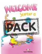 Welcome Starter a Pupil's Book with Cd