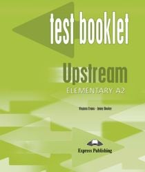 UPSTREAM ELEMENTARY (A2)  TEST BOOKLET