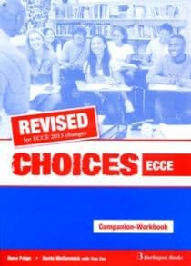 Revised Choices for ECCE Companion - Workbook