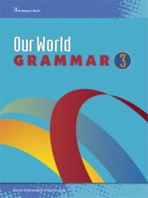 Our world 3 Grammar Students book