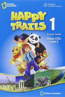 HAPPY TRAILS 1 CD CLASS (2)