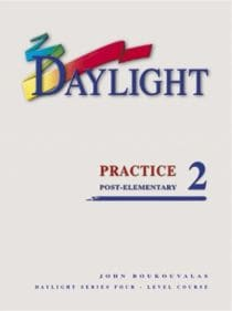 DAYLIGHT 2 POST-ELEMENTARY WB
