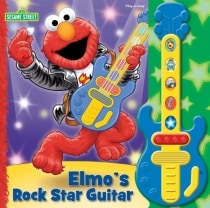 SESAME STREET: ELMOS ROCK STAR GUITAR (