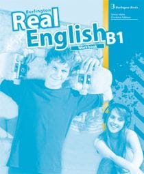 Burlington Real English B1 Workbook