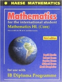 Mathematics for International Student  HL - With CD - 3rd edition