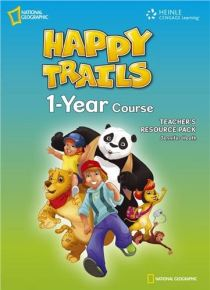 HAPPY TRAILS 1 YEAR TCHRS RESOURCE PACK