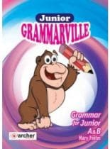 GRAMMARVILLE JUNIOR A & B (ONE YEAR) SB