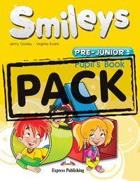 SMILEYS PRE-JUNIOR SB POWER PACK