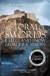 A Song of Ice and Fire (3) - A Storm of Swords: Part 1 Steel and Snow Part 1