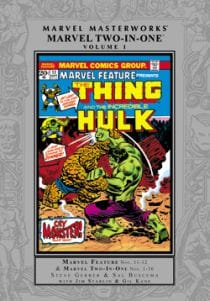 MARVEL MASTERWORKS: MARVEL TWO-IN-ONE VO