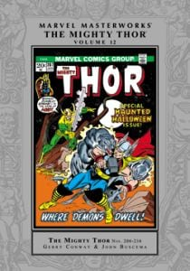 MARVEL MASTERWORKS: THE MIGHTY THOR VOLU