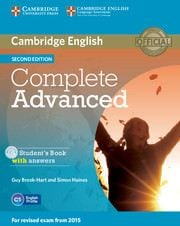 COMPLETE CAE SB (+ CD-ROM) W/A 2ND ED