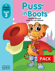 PR 3: PUSS IN BOOTS (+ CD)