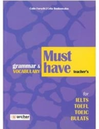MUST HAVE GRAMMAR & VOCABULARY for IELTS