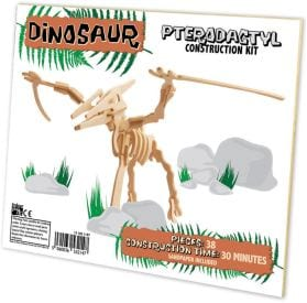 Ξύλινη κατασκευή Dinosaur Construction Kit Pterodactyl