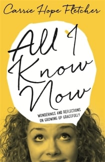 ALL I KNOW NOW HB R