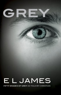 GREY FIFTY SHADES OF GREY US ED