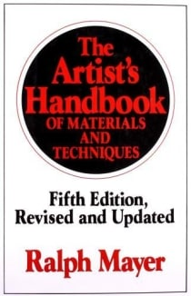 THE ARTISTS HANDBOOK OF MATERIALS AND T