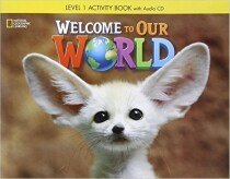 WELCOME TO OUR WORLD 1 WB (+ AUDIO CD)
