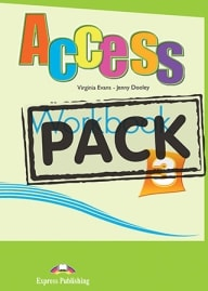 ACCESS 3 WB PACK+DVD+THE AGE+ACCESS 3