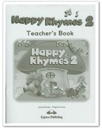HAPPY RHYMES 2 TCHRS+CD+DVD+STORYBK