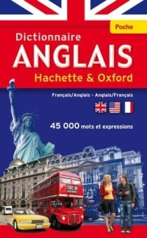 DICTION ANGLAIS POCHE HACHE+OXF NE