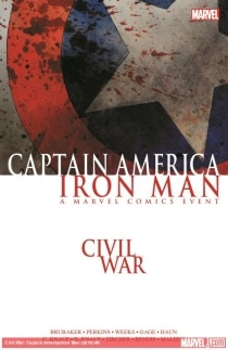 CIVIL WAR: CAPTAIN AMERICA IRON MAN