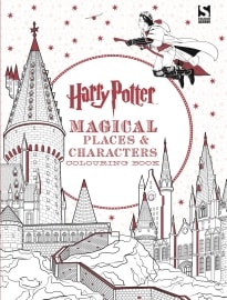 HARRY POTTER MAGICAL PLACES AND CHARACTE