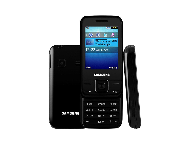Samsung GT Ε2600 Μαύρο  825e37ffc62